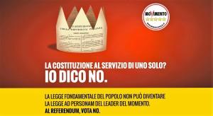 Read more about the article IL #M5S A PIANCAVALLO PER DIRE NO A QUESTA RIFORMA DELLA COSTITUZIONE – #IODICONO