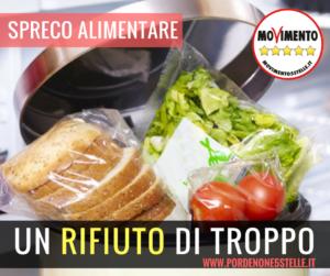 Read more about the article UN RIFIUTO DI TROPPO #SPRECOALIMENTARE