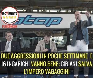 Read more about the article DUE #AGGRESSIONI IN POCHE SETTIMANE E 16 INCARICHI VANNO BENE: #CIRIANI SALVA L'IMPERO #VAGAGGINI
