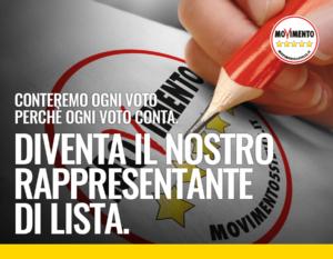 Read more about the article CERCASI RAPPRESENTANTI DI LISTA PER IL REFERENDUM DEL 4 DICEMBRE