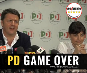 PD GAME OVER