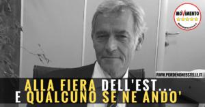 Read more about the article SUCCESSO DEL M5S DI PORDENONE: ADDIO DI PICCINETTI A PORDENONE FIERE, GIA' A.D. DELLA FIERA DI ROMA.