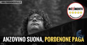Read more about the article ANZOVINO SUONA, PORDENONE PAGA!