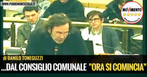 """Read more about the article …DAL CONSIGLIO COMUNALE: """"ORA SI COMINCIA"""""""