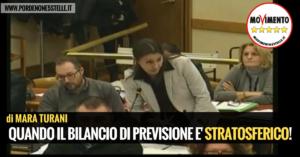 Read more about the article QUANDO IL BILANCIO DI PREVISIONE E' STRATOSFERICO!
