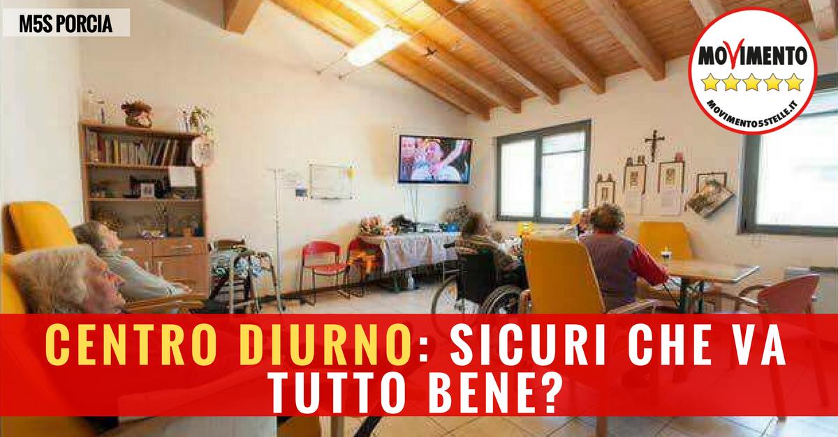 You are currently viewing PORCIA: CENTRO DIURNO, VA TUTTO BENE?