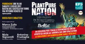 Read more about the article Plant Pure Nation a Pordenone – In esclusiva per l'Italia il film inchiesta che ha aperto gli occhi all'America sul cibo spazzatura.