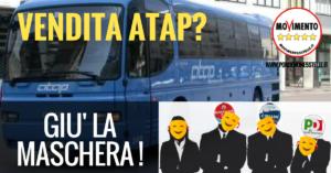 ATAP: LA COERENZA DI NON AVERE MASCHERE!