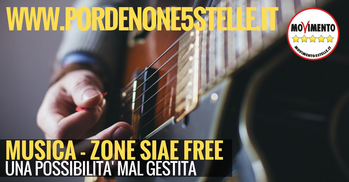 Read more about the article MUSICA – ZONE SIAE FREE: UNA POSSIBILITA' MAL GESTITA