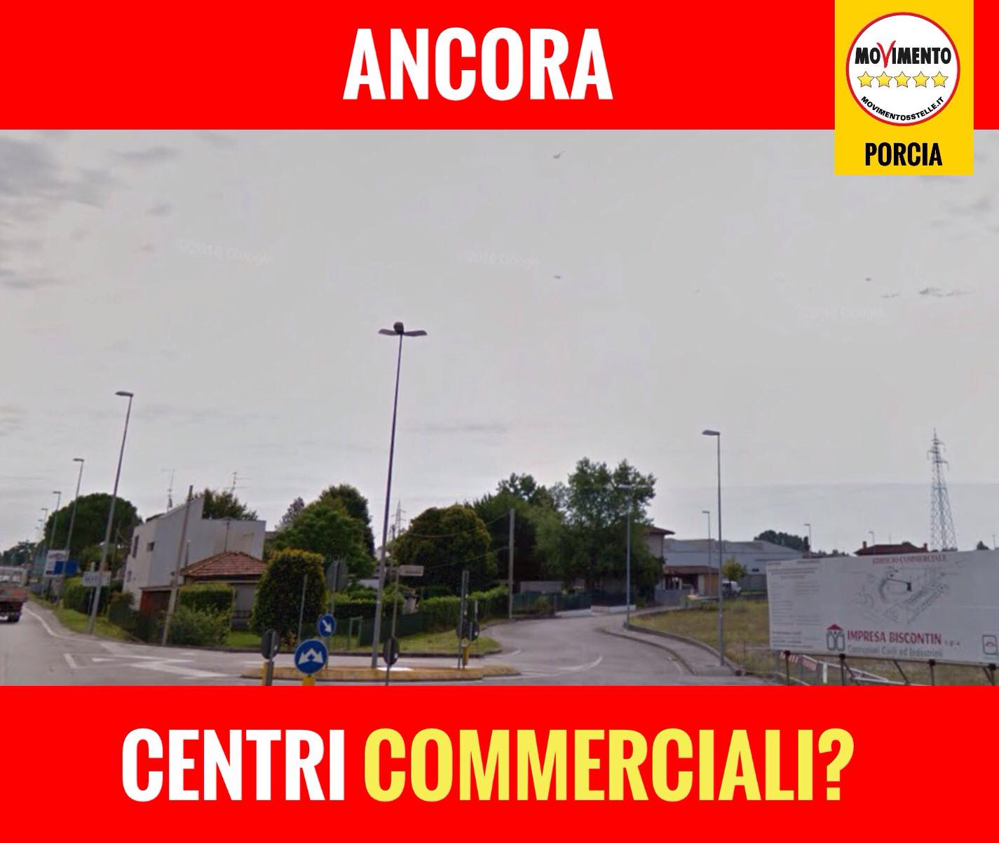 You are currently viewing #NUOVO CENTRO #COMMERCIALE A PORCIA.