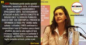 Read more about the article QUESTIONE ATAP : SLANCI AFFETTIVI MAI A VANTAGGIO DEL CITTADINO!