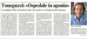 Read more about the article CONTINUA L'AGONIA DEL SANTA MARIA DEGLI ANGELI