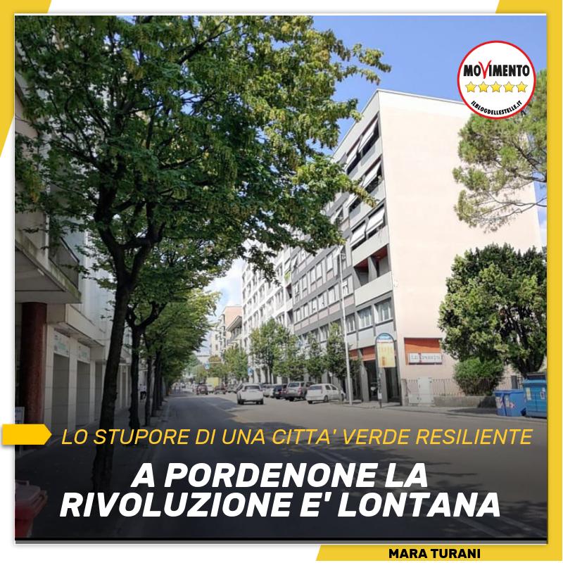 Read more about the article LO STUPORE DI UNA CITTA VERDE RESILIENTE: PORDENONE, RIVOLUZIONE LONTANA.