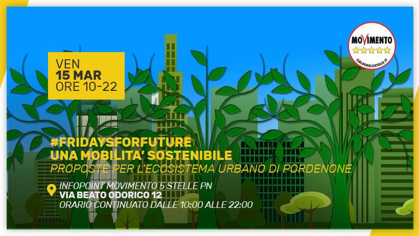 You are currently viewing #fridaysforfuture – Proposte per una mobilità sostenibile