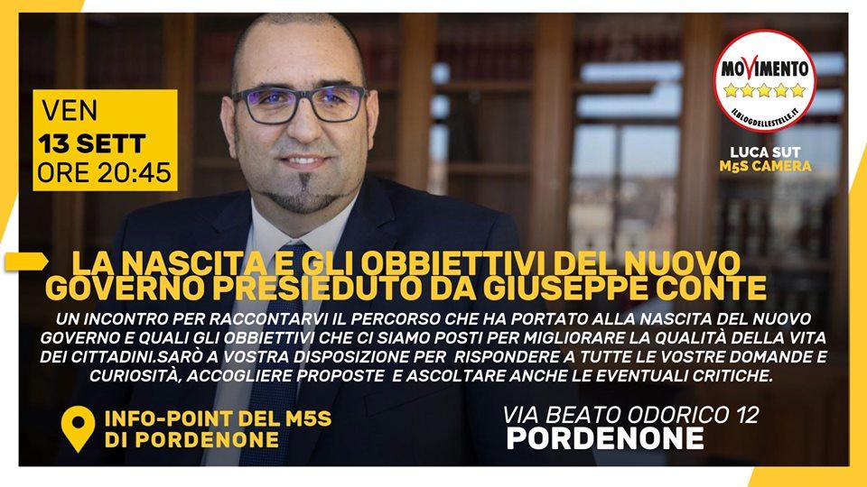 You are currently viewing LA NASCITA E GLI OBBIETTIVI DEL NUOVO GOVERNO PRESIEDUTO DA GIUSEPPE CONTE