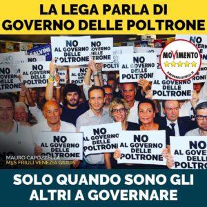 Read more about the article La dura replica di Mauro Capozzella (M5S FVG) alla Lega!