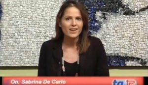 Read more about the article Mara Turani e Sabrina De Carlo a TelePordenone VIDEO