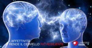 Read more about the article L'affettività rende il cervello più resiliente