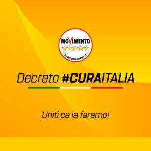 Read more about the article Decreto Cura Italia, uniti ce la faremo!