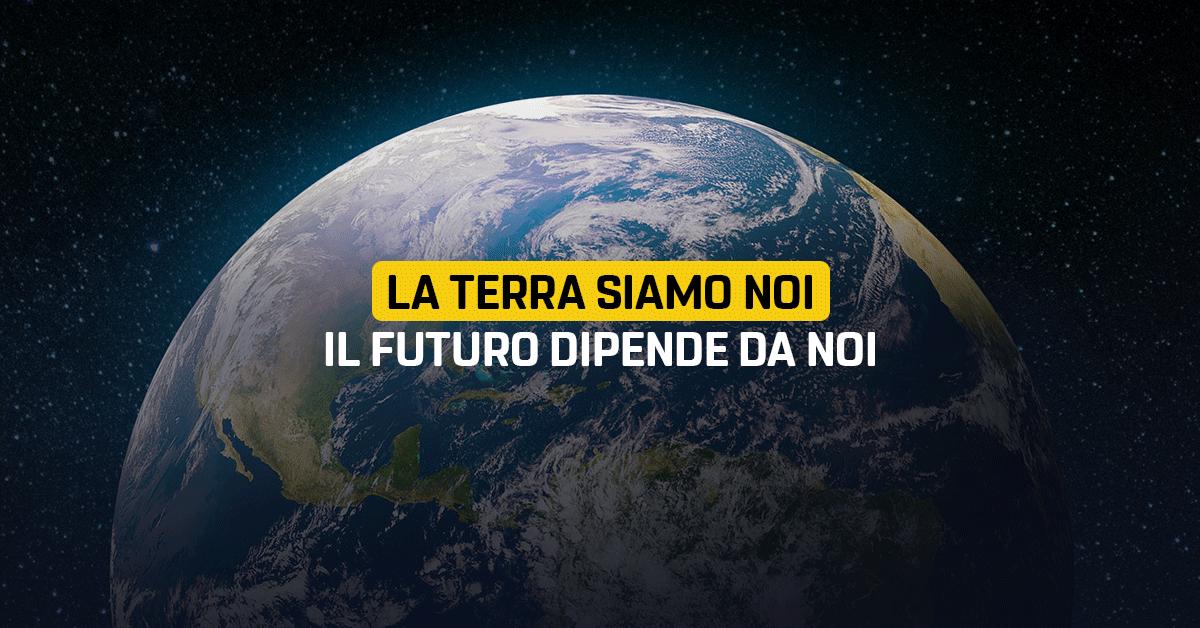 Read more about the article Giornata mondiale della Terra: proteggiamo la terra per proteggere il nostro futuro.