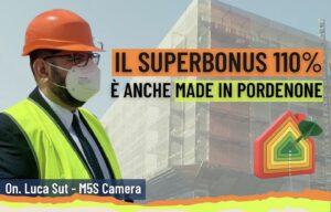 """Read more about the article Il Superbonus 110% è anche """"Made in Pordenone""""."""