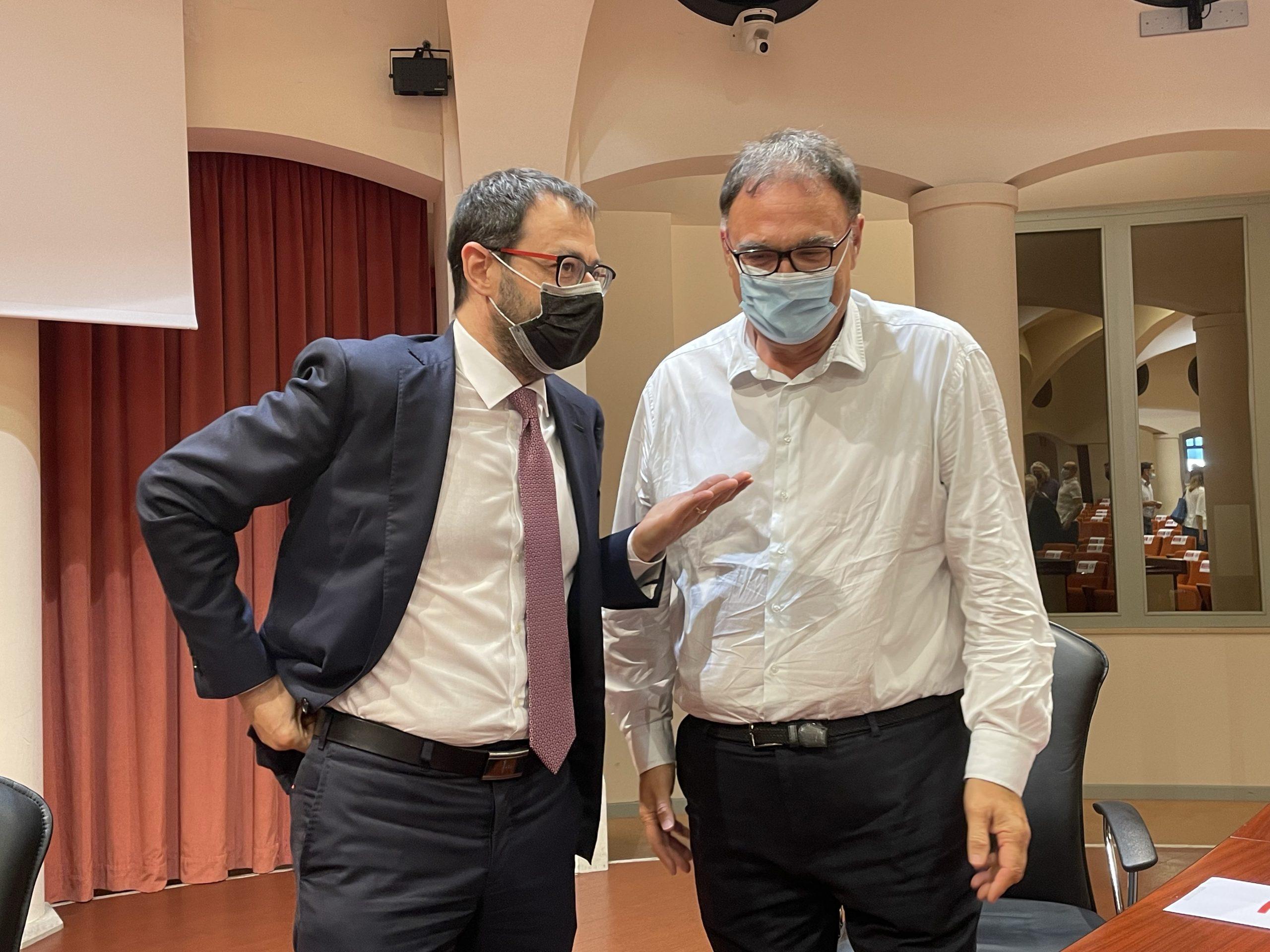 Read more about the article Zanolin: Patuanelli ha riconosciuto alle forze politiche della nostra coalizione un percorso virtuoso che ha portato alla mia candidatura a Sindaco e che sta dando buoni risultati.